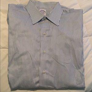Brooks Brothers men's dress shirt size 16